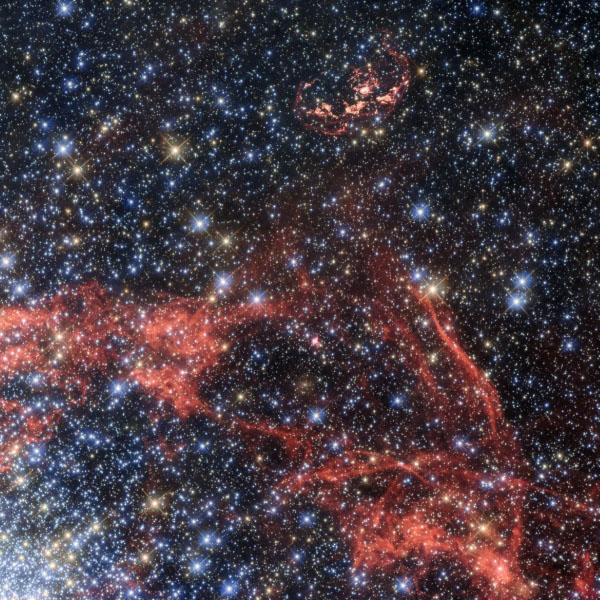 Supernova remnant SNR 0509-68.7 also known as N103B