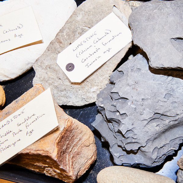 Rock sample for school of earth and environmental sciences