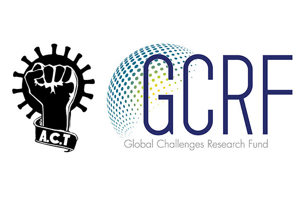 ACT Nairobi and Global Challenges Research Fund logos